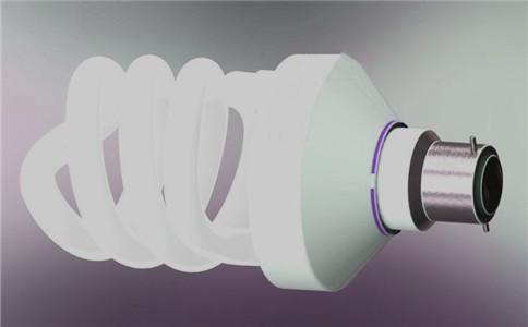 节能灯塑胶件成功案例图集3