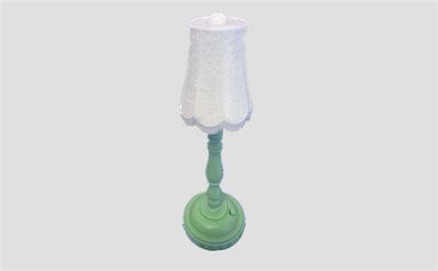 台灯塑胶外壳图集2