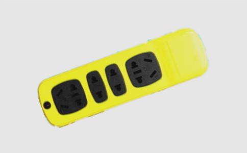 电源排插塑胶件图集1